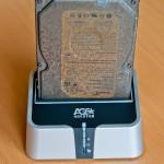 3.5'' sata HDD (выжил после пожара)